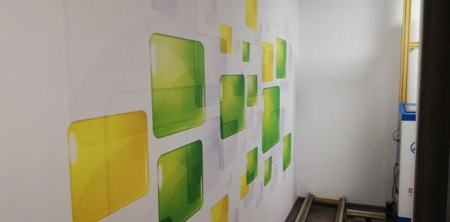 Patterns – imprimare pe perete